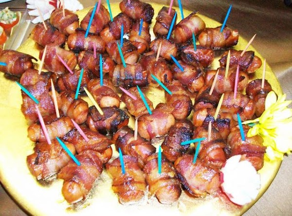 Bacon Dog Appetizer Recipe