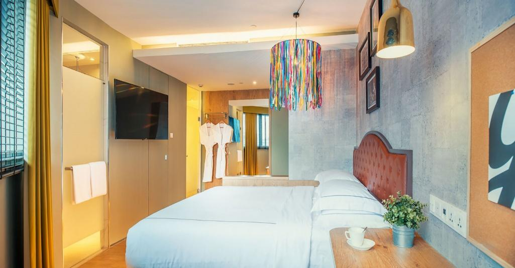 Image result for Hotel G singapore images