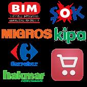 Tải Game Bim, Şok, Migros, Carrefour, Kipa Aktüel Ürünler
