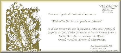 Photo: Invitación