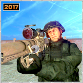 Real Army Commando: Sniper Shooting 3D
