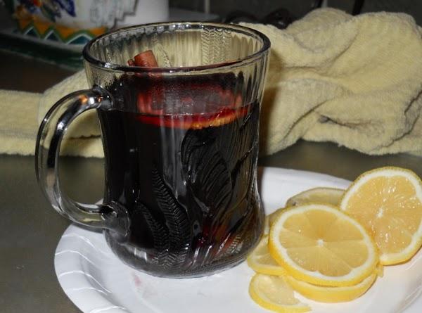 Gluhwein (hot Mulled Wine) Recipe