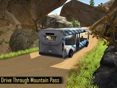 Off Road Tourist Bus Driving 1.2 screenshot 69611