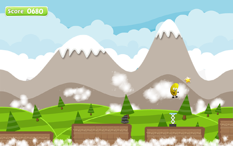 Banana Journey screenshot 2