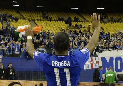 Premier match et premier but pour Didier Drogba avec Phoenix Rising (vidéo)