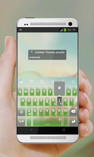 玩個人化App|自然の恵み TouchPal免費|APP試玩