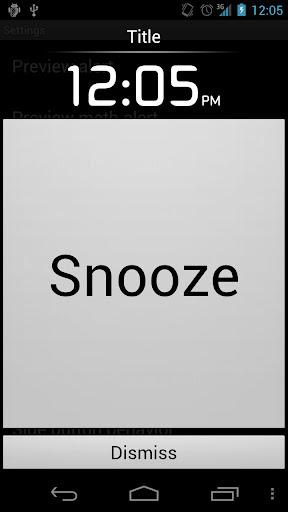 Alarm Clock Plus screenshot 4