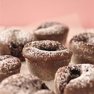 Chocolate Lava Cupcakes.