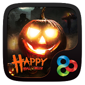 Happy Halloween Go Launcher Theme