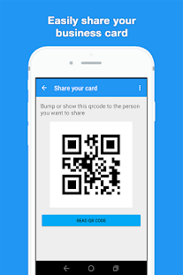 iCardoo Digital Business Card- screenshot thumbnail
