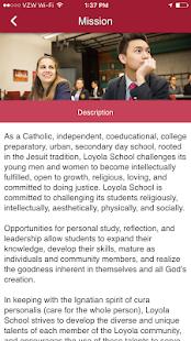 Loyola School - New York, NY - náhled