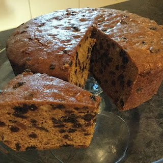 Boiled Fruit Cake.