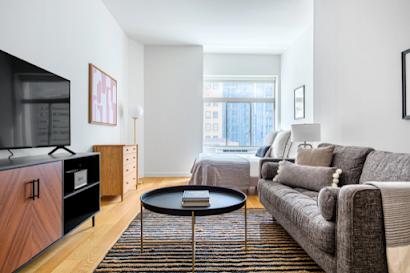 Studio Furnished Apartment in Washington Street, Financial district