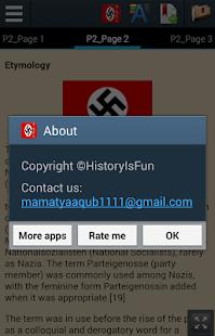 Nazi Party History - náhled