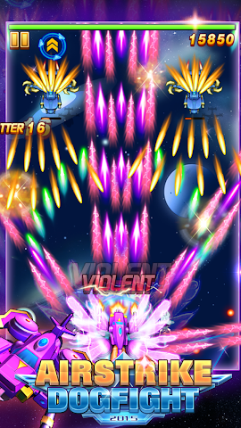android 玩具飞机大战 Screenshot 1
