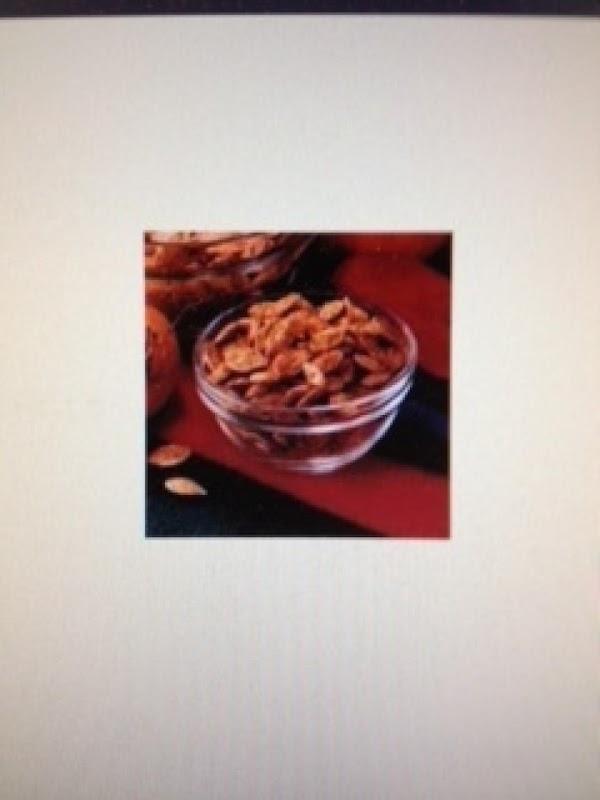 Taco Pumpkin Seeds Recipe