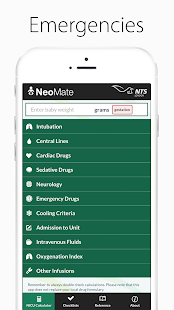 NeoMate - For Neonatal Doctors and Nurses- screenshot thumbnail