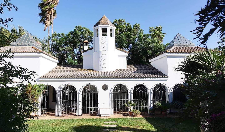 Maison contemporaine avec piscine et jardin Séville