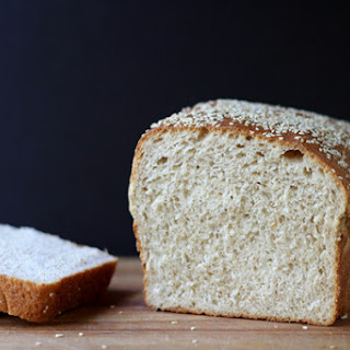 Whole Wheat Sesame Loaf
