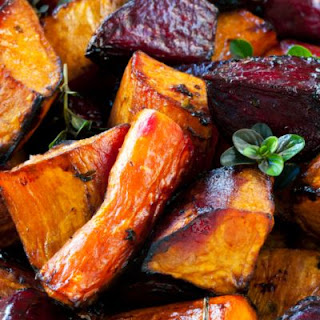 Perfect Oven-Fried Sweet Potatoes