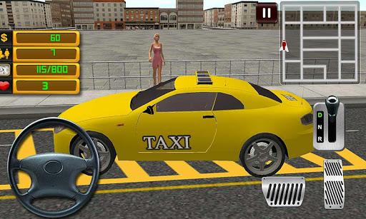 現代超級城市出租車司機