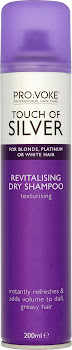 ProVoke Touch of Silver Revitalising Dry Shampoo - 200ml
