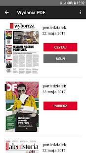 Gazeta Wyborcza - náhled