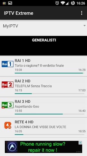IPTV Extreme 89.0 screenshots 9