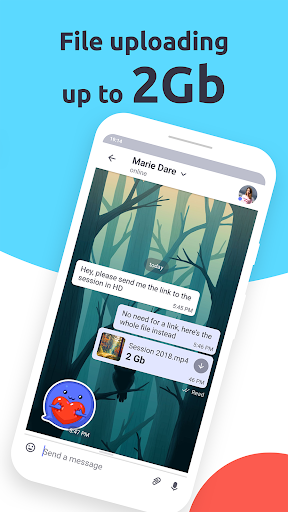 TamTam Messenger - free chats & video calls screenshots 7