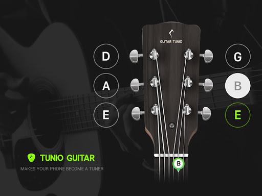 Guitar Tunio - Guitar Tuner 1.12.0 screenshots 1