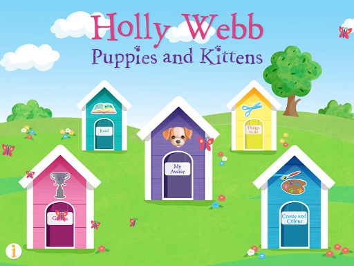 Holly Webb Puppies and Kittens
