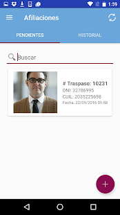 Validador Afiliaciones OSCEARA - náhled