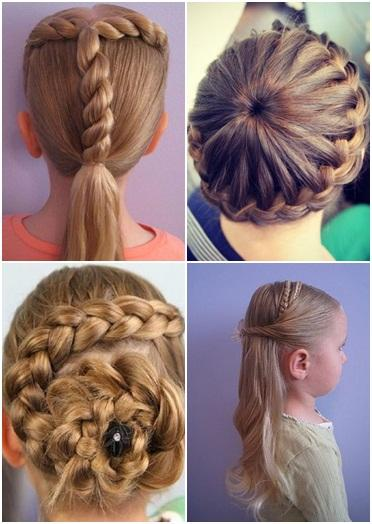 Astounding Braid Hairstyles For Girls Android Apps On Google Play Hairstyles For Women Draintrainus
