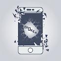 Broken Screen Prank icon