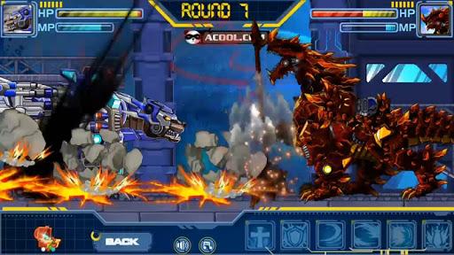 Toy Robot War:Berial Dragon