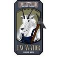 Rockyard Excavator