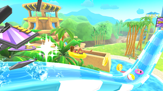 Uphill Rush Water Park Racing MOD (Free Shopping) 8