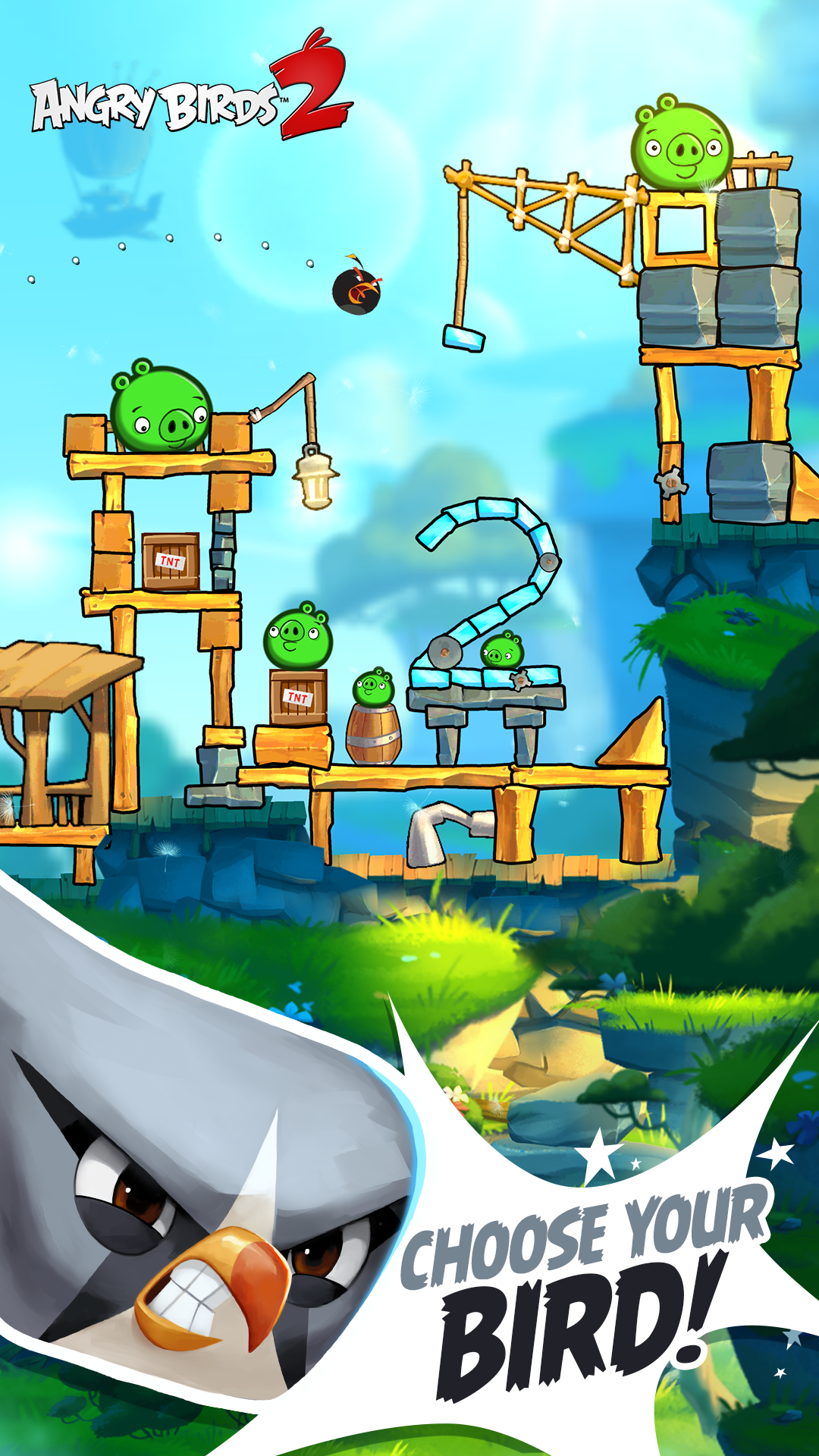 Angry Birds 2 screenshot #8