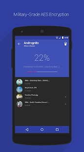 Hide Files - Andrognito- screenshot thumbnail