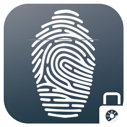 Fingerprint App Lock Prank