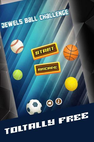 Jewels Ball Challenge