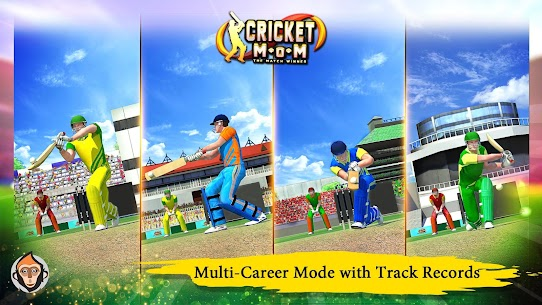 Cricket Man Of the Match : Player Career App Download For Android 5
