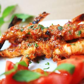 udang by Yunita Halim - Food & Drink Eating