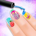 Nail Art - Color by Number, Nail Polish Coloring icon