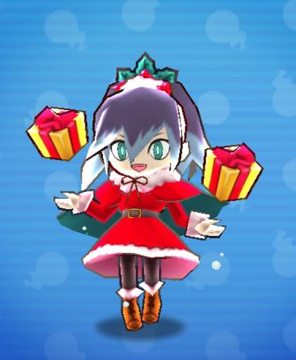 ふぶき姫サンタ
