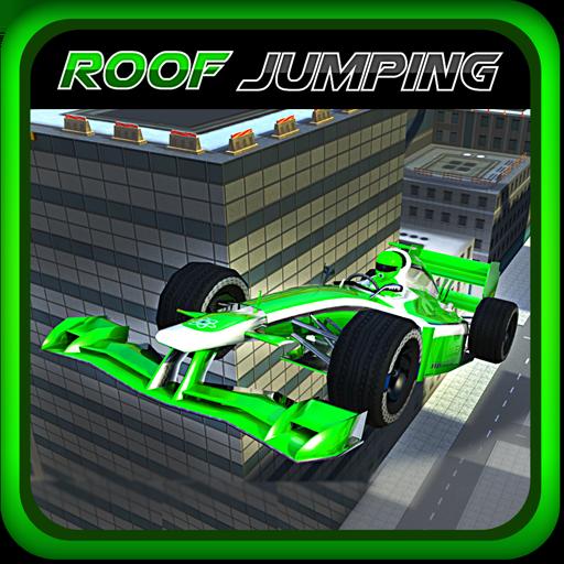 體育賽車房頂上跳下 模擬 App LOGO-APP試玩