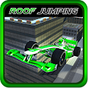 Sports Racing Car Roof Jumping icon