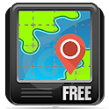 Free GPS Waze Map Guide icon