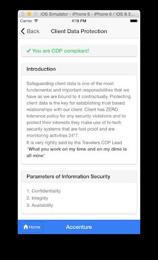 Missouri Accenture 1.1.0 screenshots 2