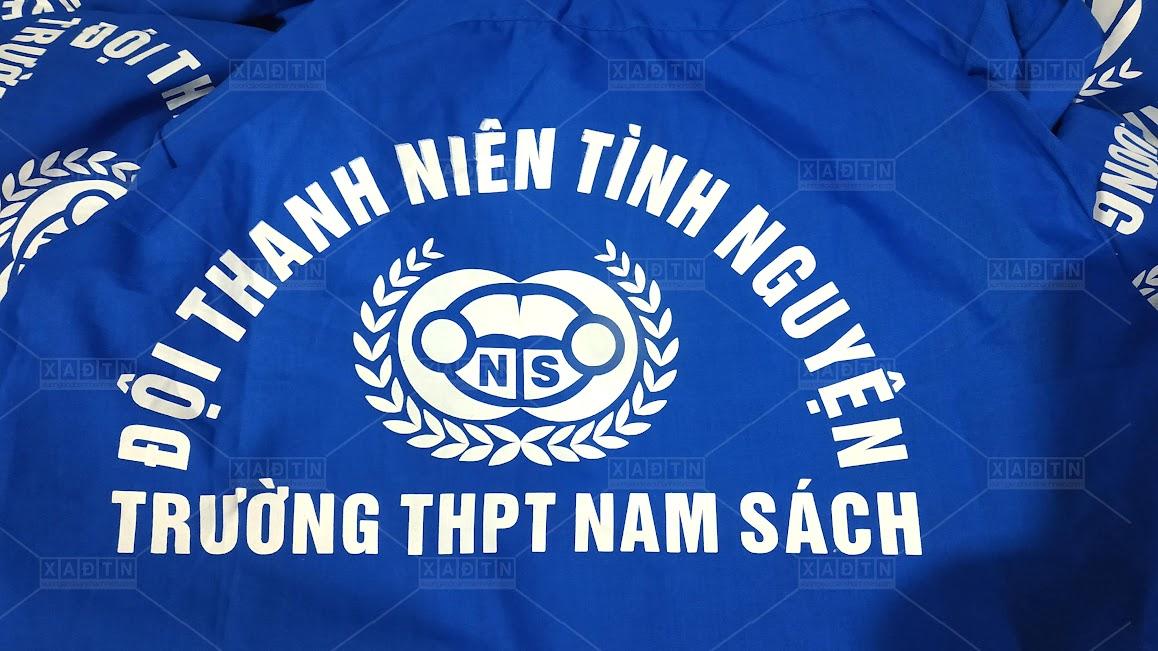 Đơn hàng Đội TNTN THPT Nam Sách